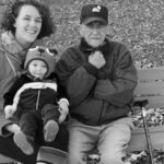 Family supports 20-something as she cares for grandpa