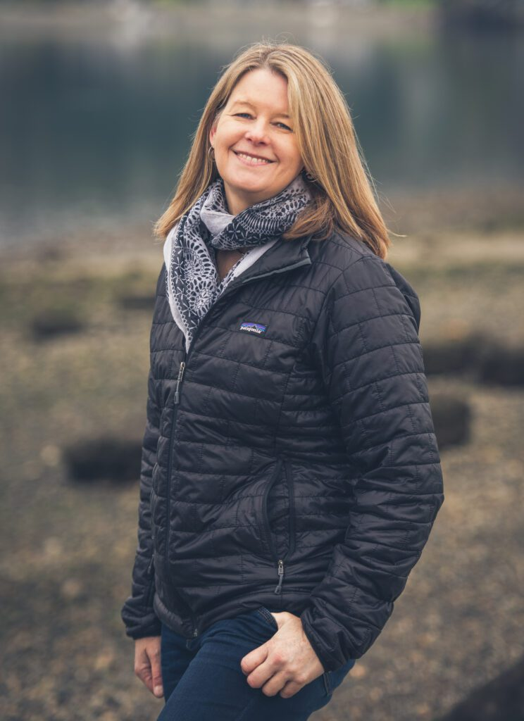Lisa Berglund Headshot