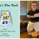 Little person takes big step,  writes kids book about his life