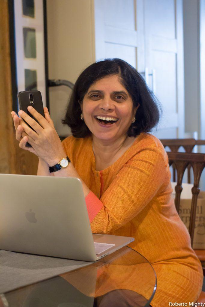 Krina Patel Headshot