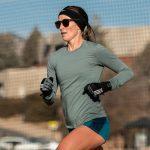 Elite runner and mom of 4 blazes new trails