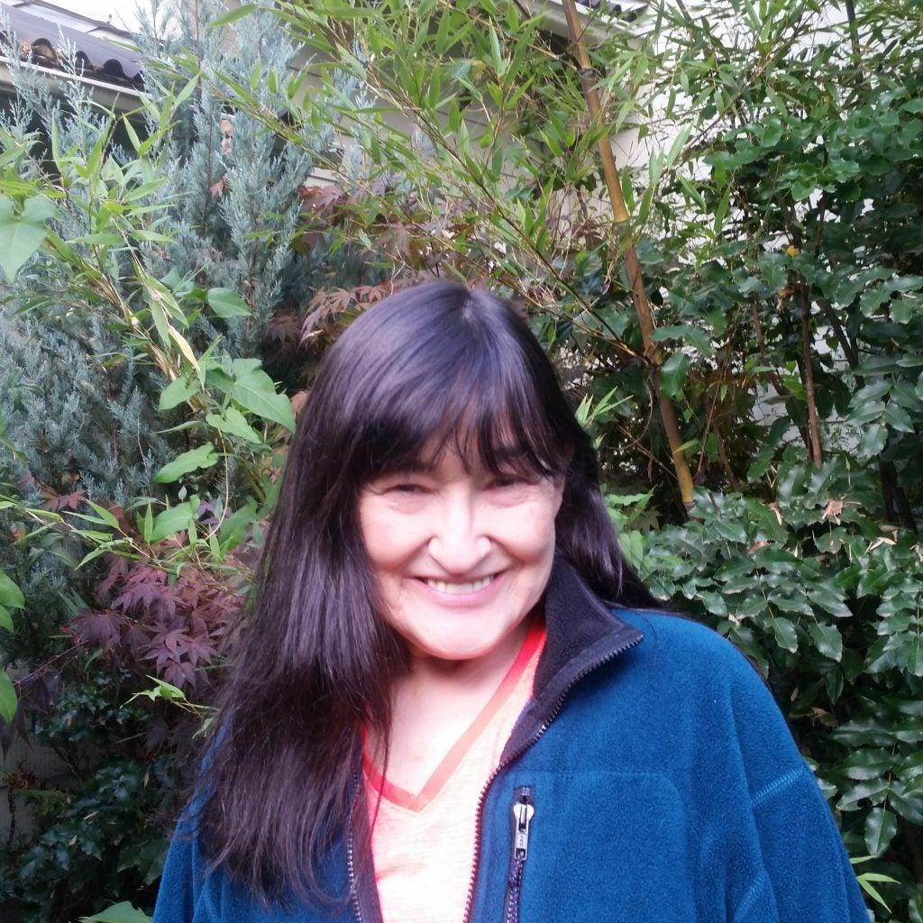 Terri Hansen Headshot