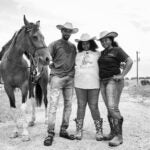 Strengthening family bonds through the love of trail riding