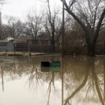 Small town battles 50 years of unchecked flooding issues